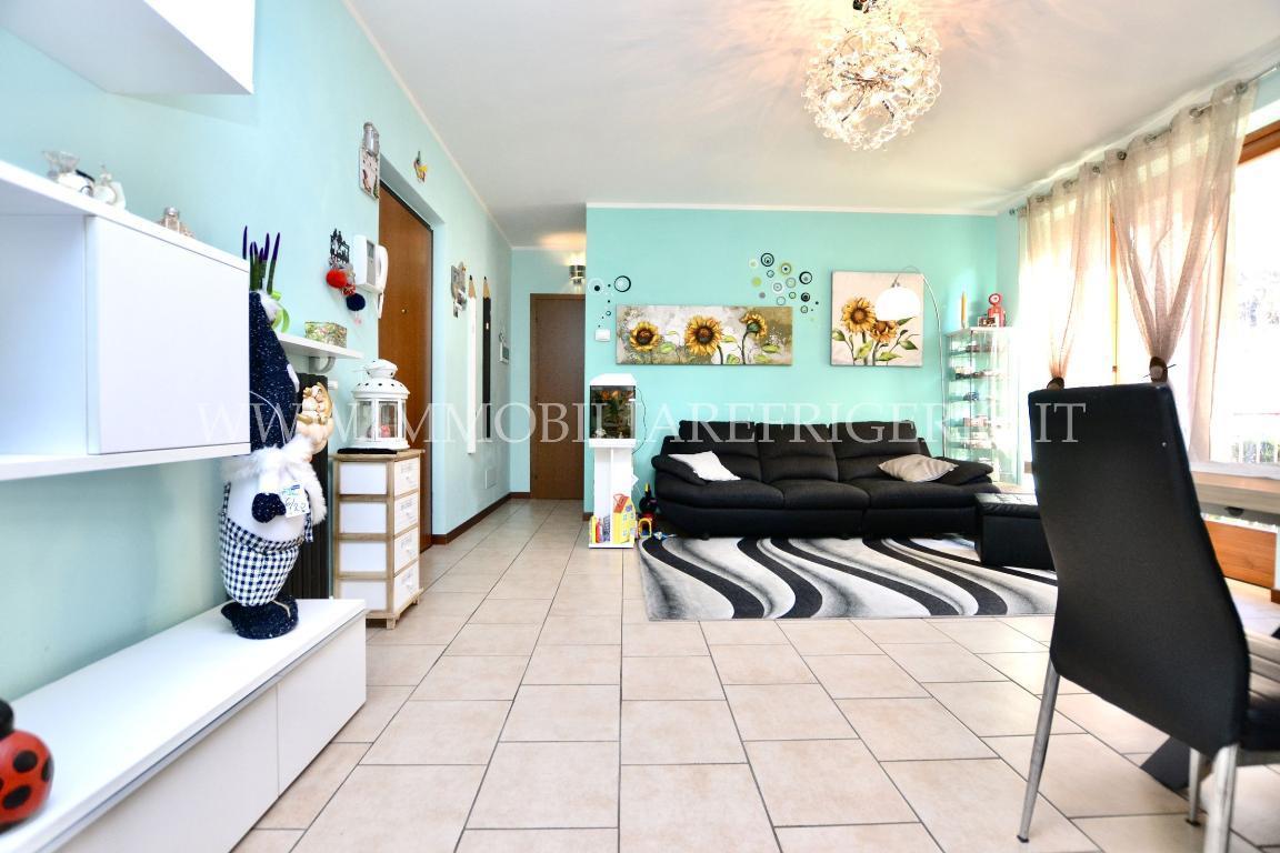 Vendita appartamento Cisano Bergamasco superficie 98m2