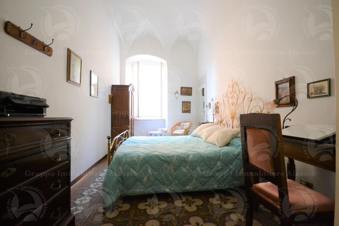 Laigueglia, caratteristico appartamento nel centro storico