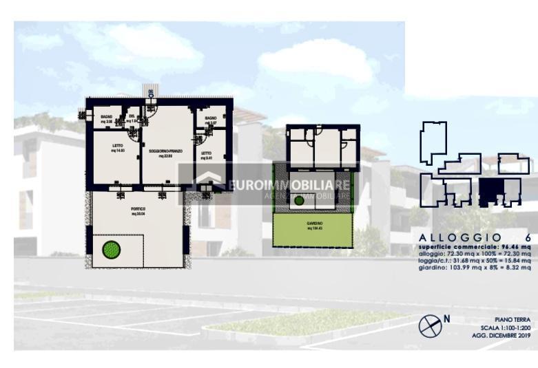 Appartamento in vendita a Desenzano del Garda, 3 locali, prezzo € 338.000 | CambioCasa.it