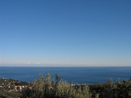 Alassio, terreno edificabile vista mare