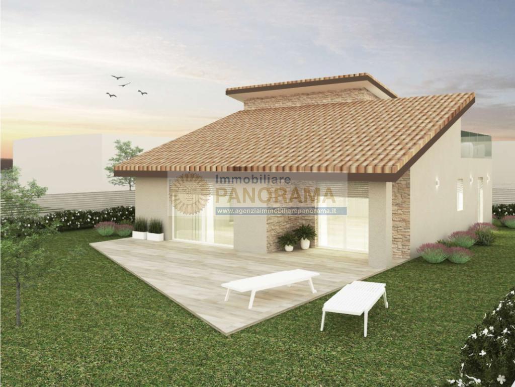Rif. ATV223 Vendesi abitazioni singole o bifamiliari a Folignano