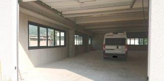 Affitto magazzino Cisano Bergamasco superficie 175m2