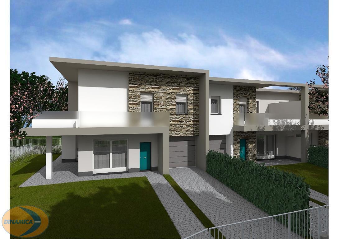 Villa in vendita a Camparada, 4 locali, zona Località: Residenziale, prezzo € 370.000 | CambioCasa.it