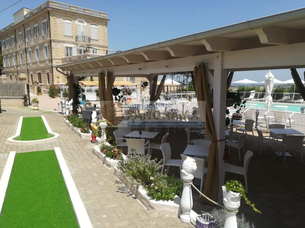 Rif. CVE23 Affittasi appartamenti in residence a Cossignano