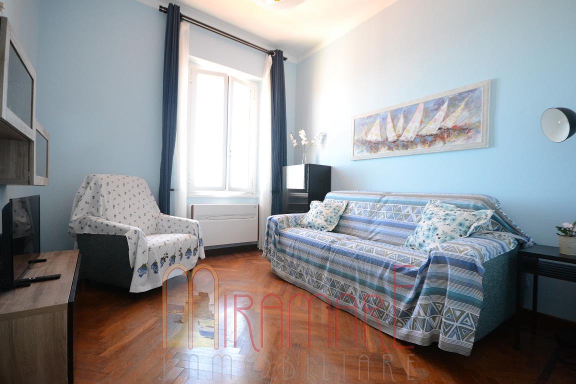 Alassio, Borgo coscia appartamento vista mare