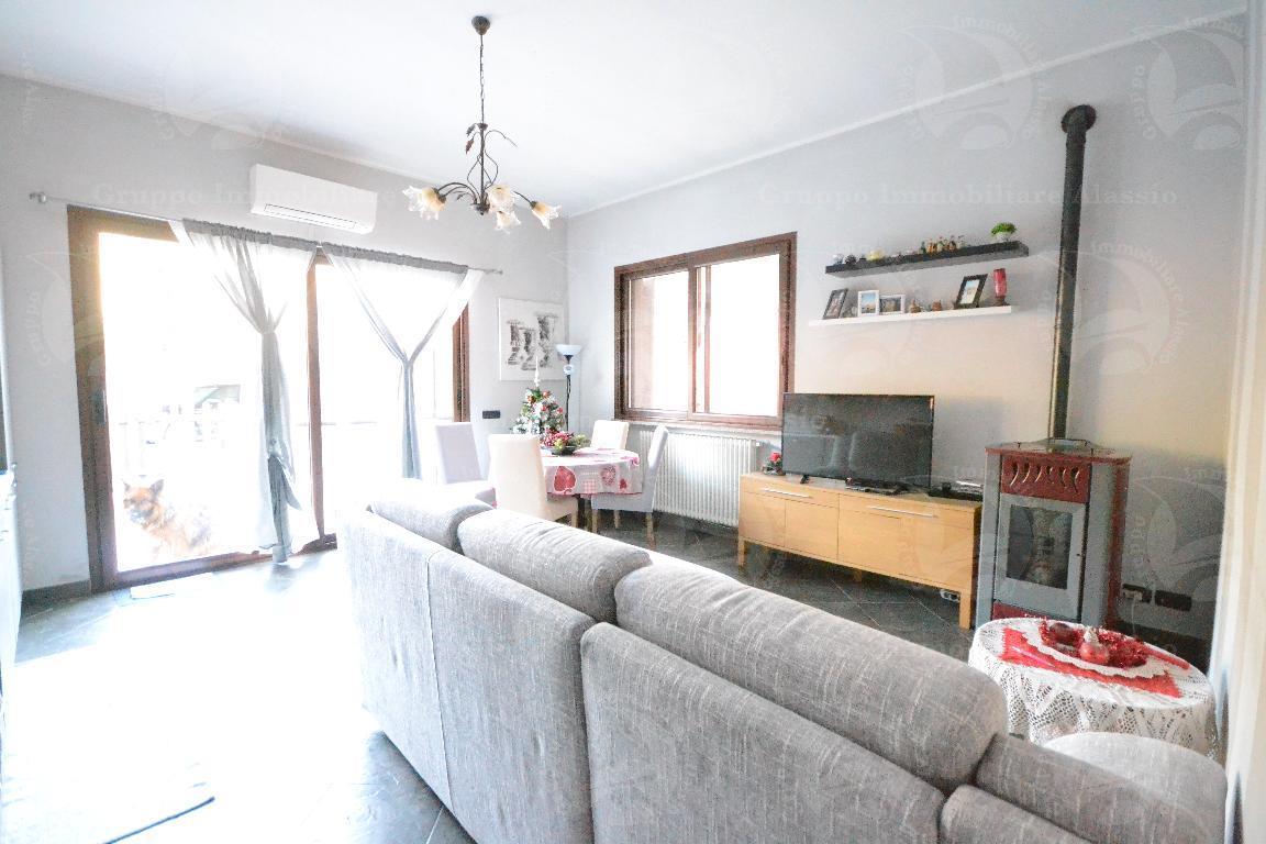 Appartamento in villa in ottime condizioni