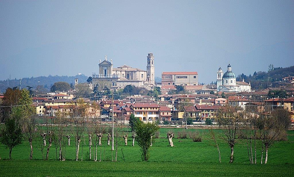 Terreno edificabile in zona centrale e residenziale a Castiglione delle Stiviere