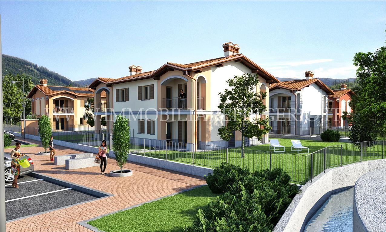 Villa Bifamiliare Vendita Mapello 4586