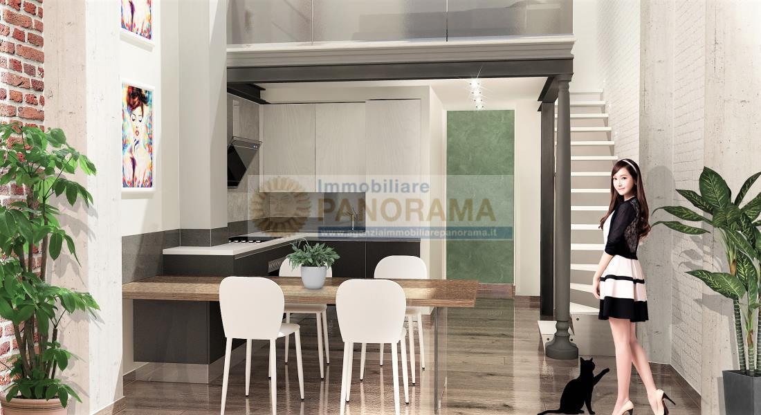 Rif. ATV153 Vendesi loft a San Benedetto del Tronto