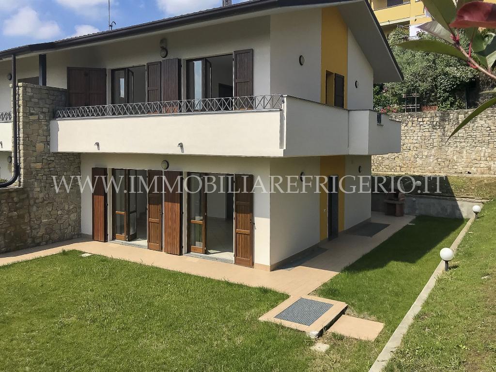 Villa Bifamiliare Vendita Cisano Bergamasco 4740