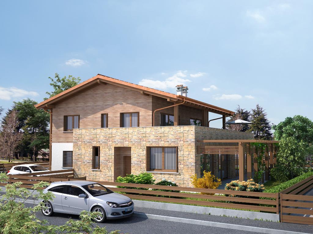 Vendita terreno residenziale Caprino Bergamasco superficie 900m2