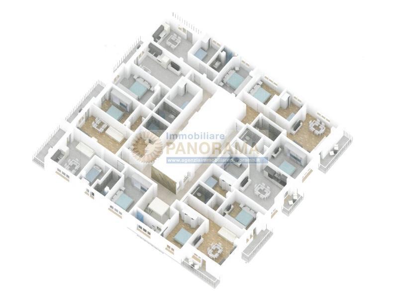 Rif. ATV87 Appartamenti in vendita a San Benedetto del Tronto