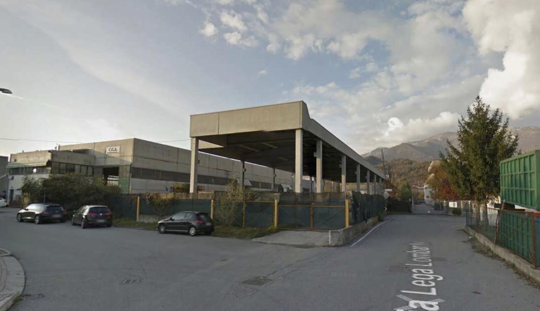 Vendita capannone Palazzago superficie 1142m2