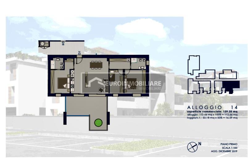 Appartamento in vendita a Desenzano del Garda, 4 locali, prezzo € 492.000 | CambioCasa.it