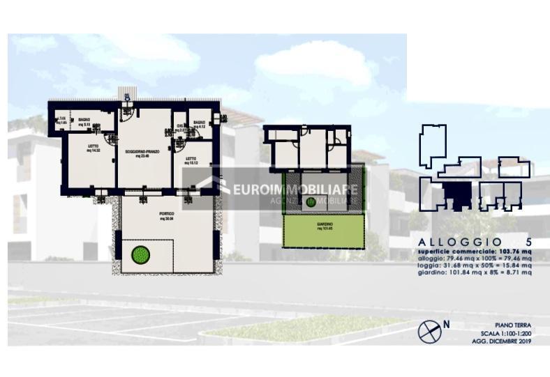 Appartamento in vendita a Desenzano del Garda, 3 locali, prezzo € 364.000 | CambioCasa.it