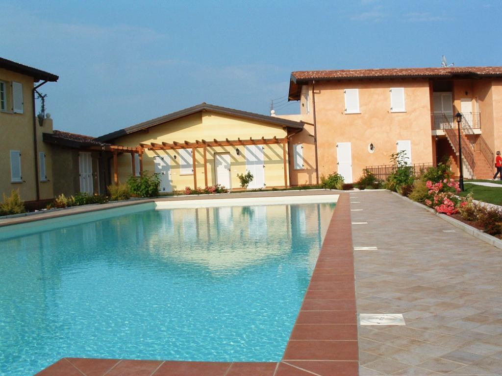 Appartamento monolocale in residence a Manerba del Garda