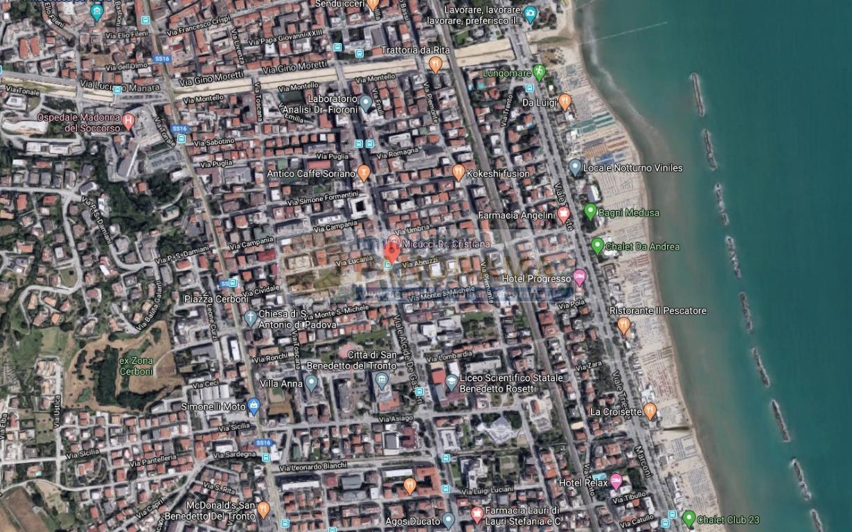 Rif. CVE22 Vendesi magazzino-garage a San Benedetto del Tronto
