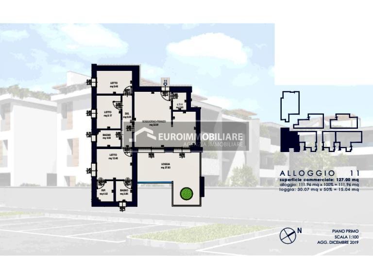 Appartamento in vendita a Desenzano del Garda, 4 locali, prezzo € 483.000 | CambioCasa.it