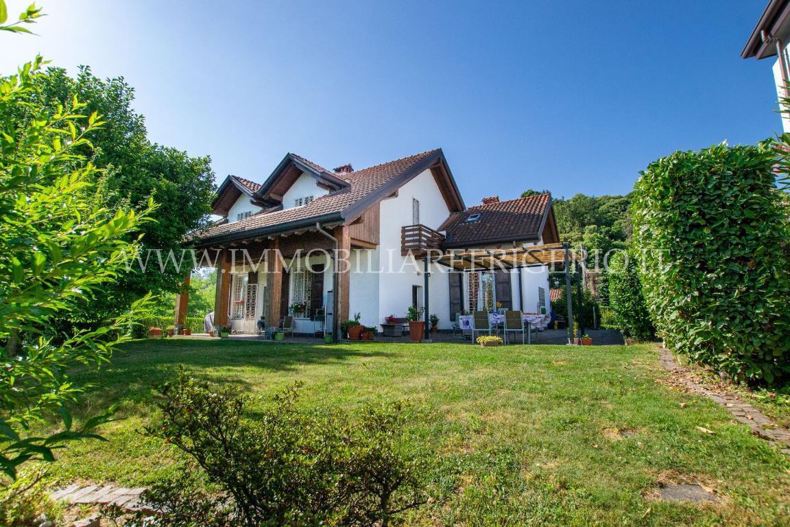Villa Singola Vendita Calco 4946
