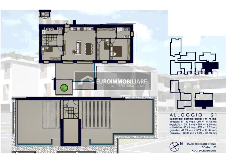 Appartamento in vendita a Desenzano del Garda, 4 locali, prezzo € 780.000 | CambioCasa.it