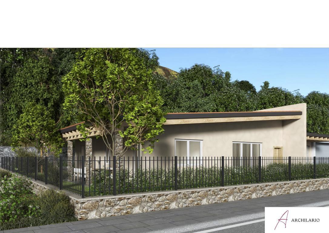Vendita villa singola Cisano Bergamasco superficie 130m2