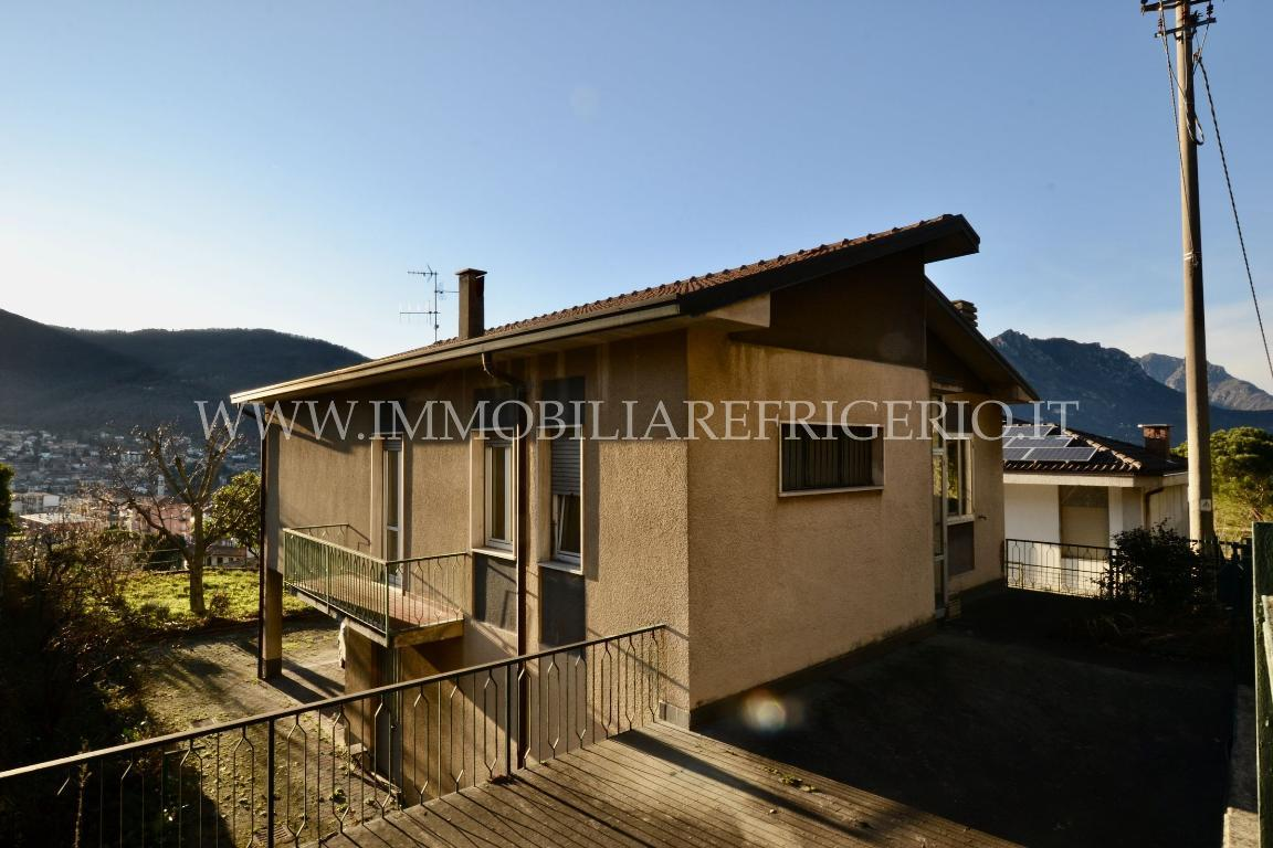 Vendita villa singola Calolziocorte superficie 180m2