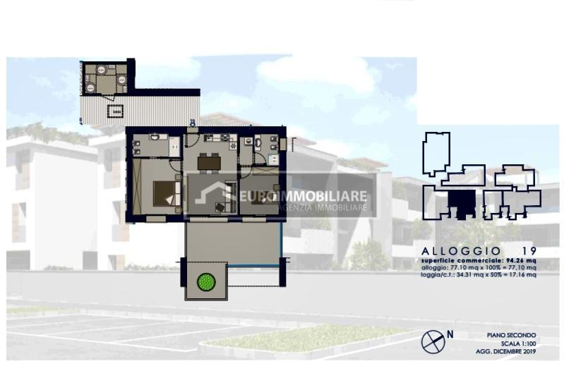 Appartamento in vendita a Desenzano del Garda, 3 locali, prezzo € 378.000 | CambioCasa.it