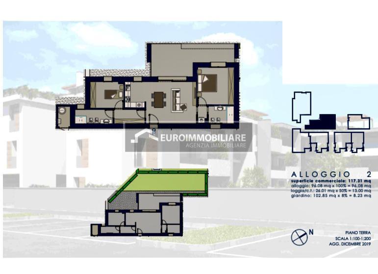 Appartamento in vendita a Desenzano del Garda, 3 locali, prezzo € 410.600 | CambioCasa.it