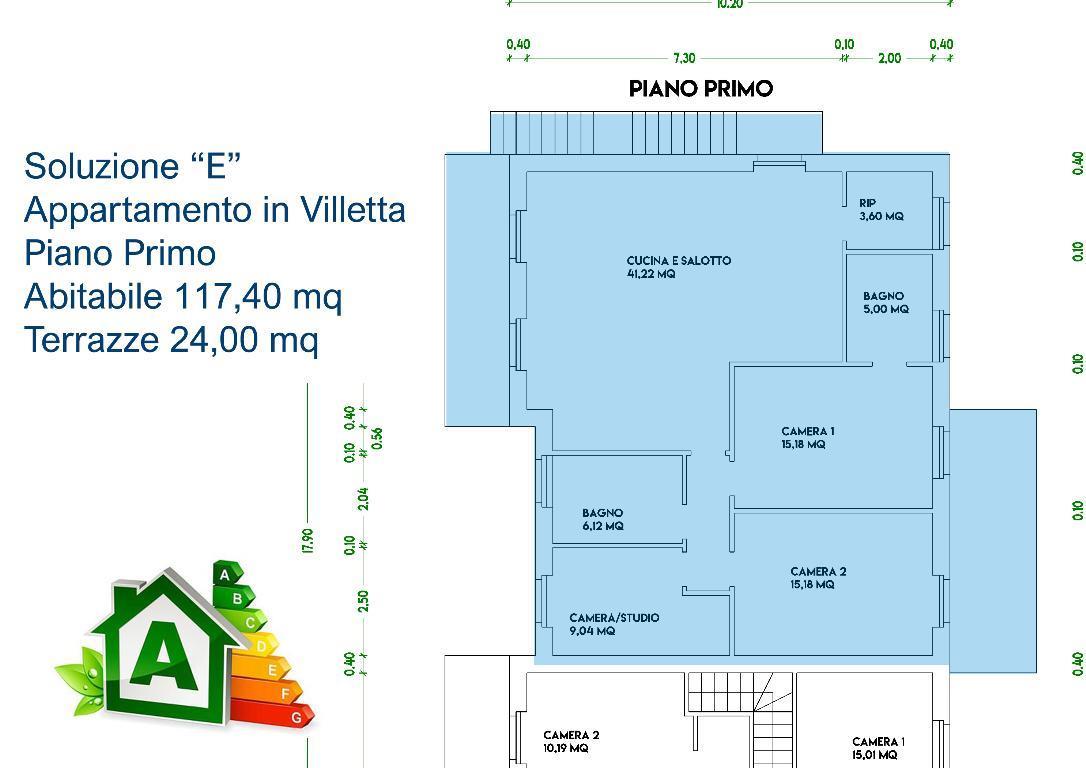 Vendita appartamento Valgreghentino superficie 167m2