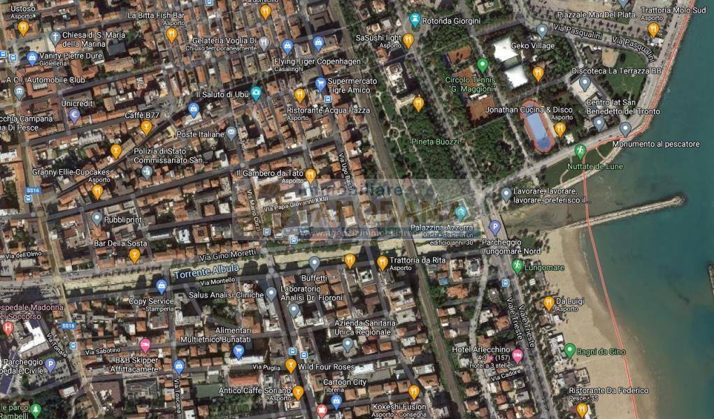 Rif. TCA15 Affittasi appartamento a San Benedetto del Tronto