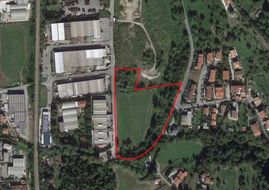 Vendita terreno industriale Calolziocorte superficie 19192m2