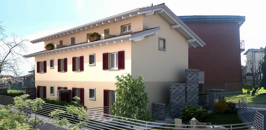 Vendita appartamento Mapello superficie 85m2