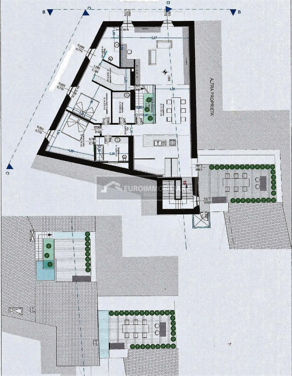Attico / Mansarda in vendita a Desenzano del Garda, 5 locali, prezzo € 1.600.000 | PortaleAgenzieImmobiliari.it