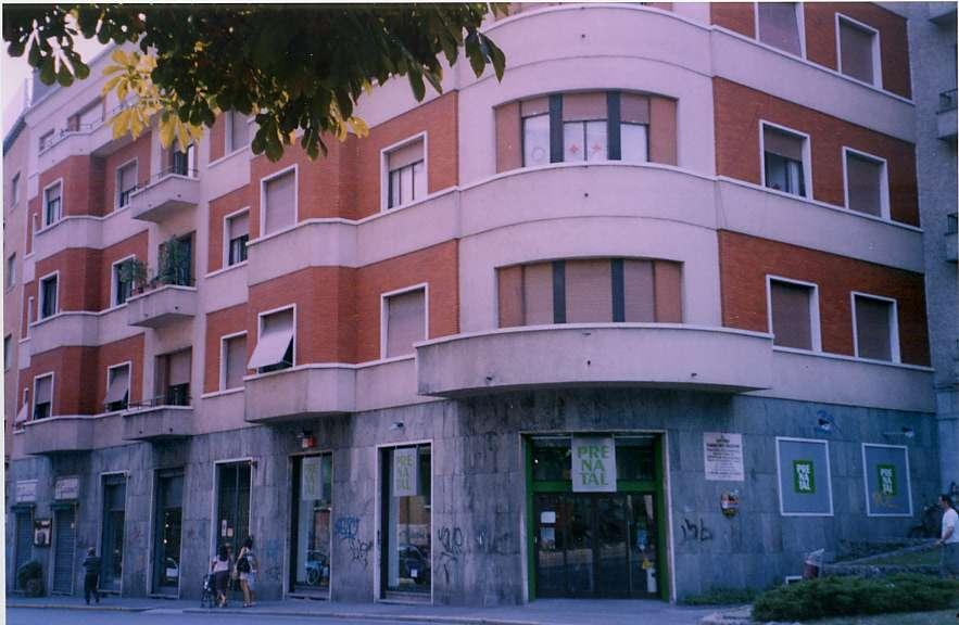 Ufficio / Studio in affitto a Monza, 3 locali, zona Località: Centro storico, prezzo € 800 | CambioCasa.it