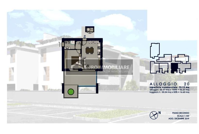 Appartamento in vendita a Desenzano del Garda, 2 locali, prezzo € 293.000 | CambioCasa.it