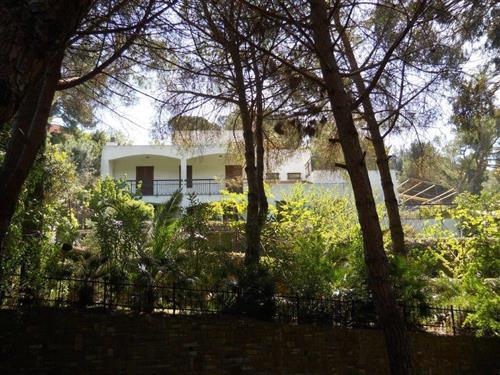 Andora, nel magnifico contesto di Pinamare vendesi grande villa di 540 mq con meraviglioso parco di esclusiva proprietà.