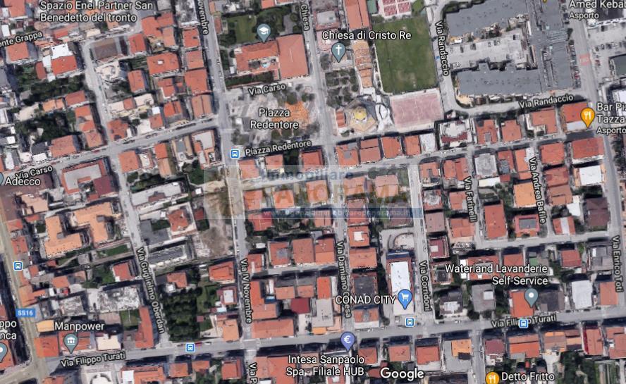 Rif. CVE34 Vendesi cielo-terra a Porto d'Ascoli