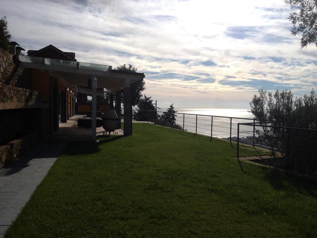 Fantastica villa vista mare