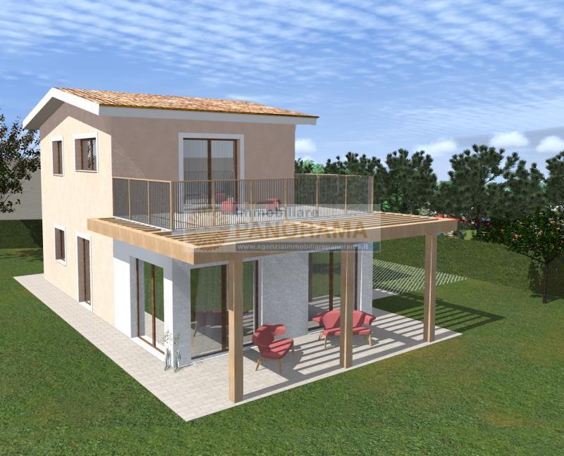 Rif. ATV200 Vendesi villa a Cupra Marittima con o senza piscina