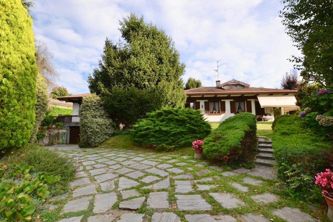 Vendita villa singola Cisano Bergamasco superficie 316m2